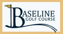 Baseline Golf Course - Logo