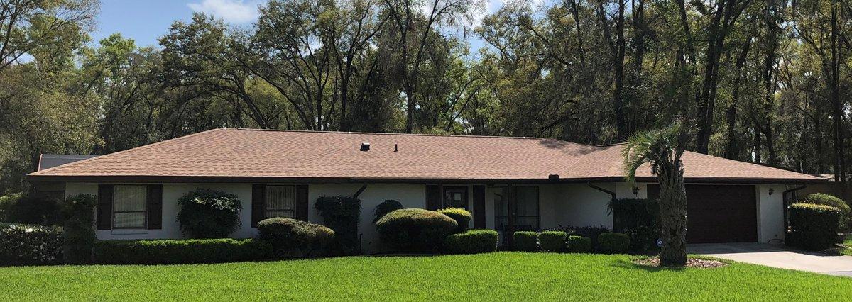 Residential Shingle Roofs Shingle Roof Installation Ocala