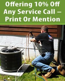Air conditioning service - Cedar City, UT - Premiere Heating & Cooling