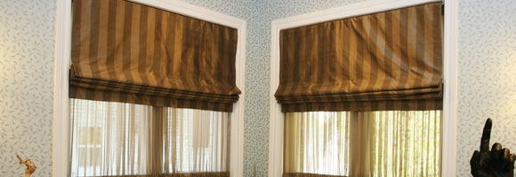 Shades and valances