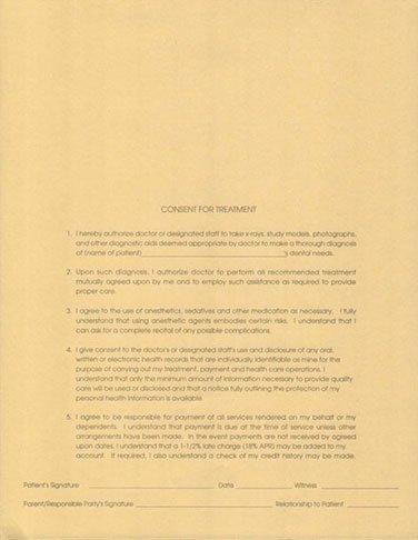 Patient Form | Columbia, MO | Michael L Minten DDSDan J Schapira DDS | 573-443-5195
