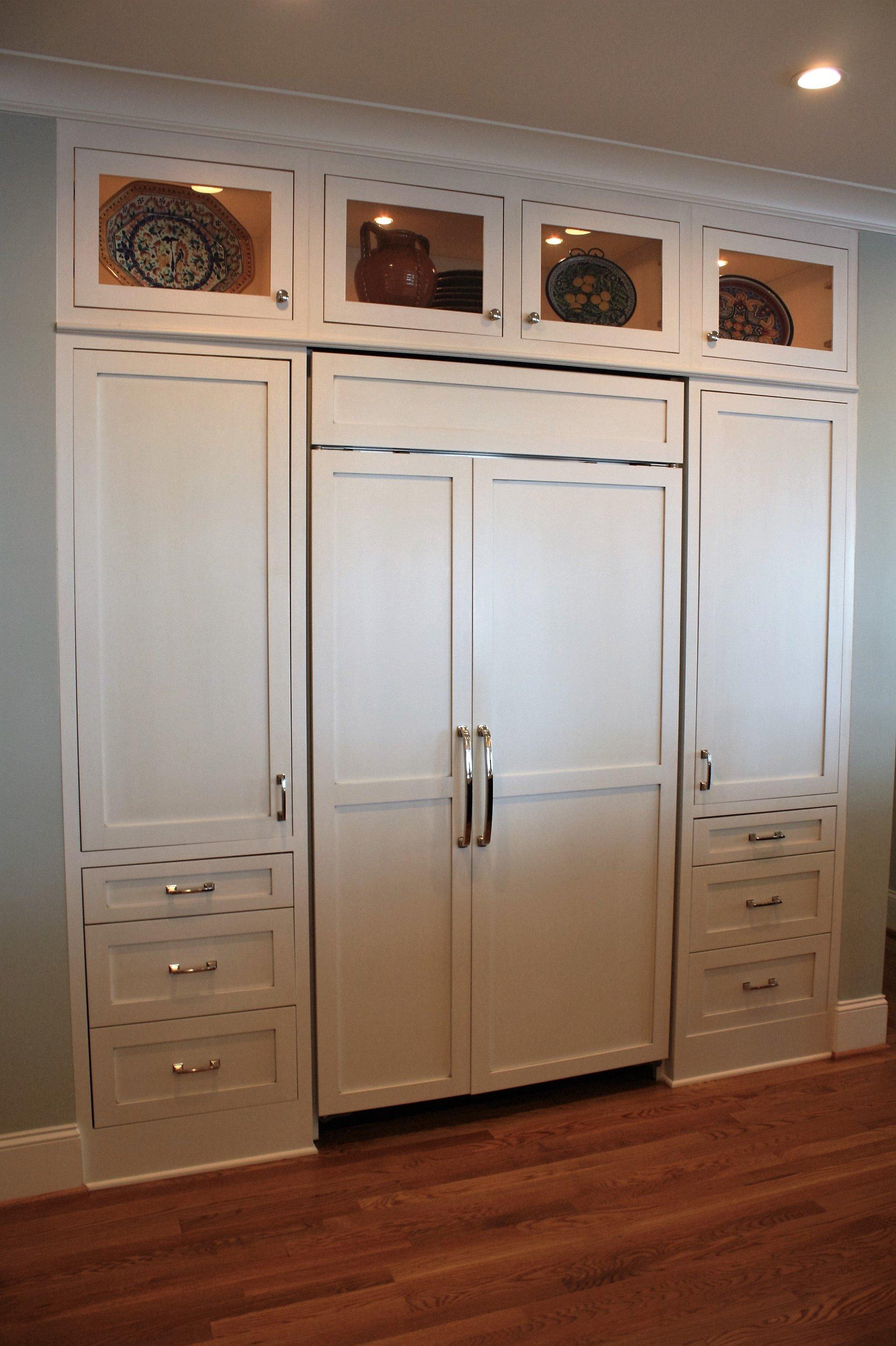 Cabinets. Kitchen. Bathroom
