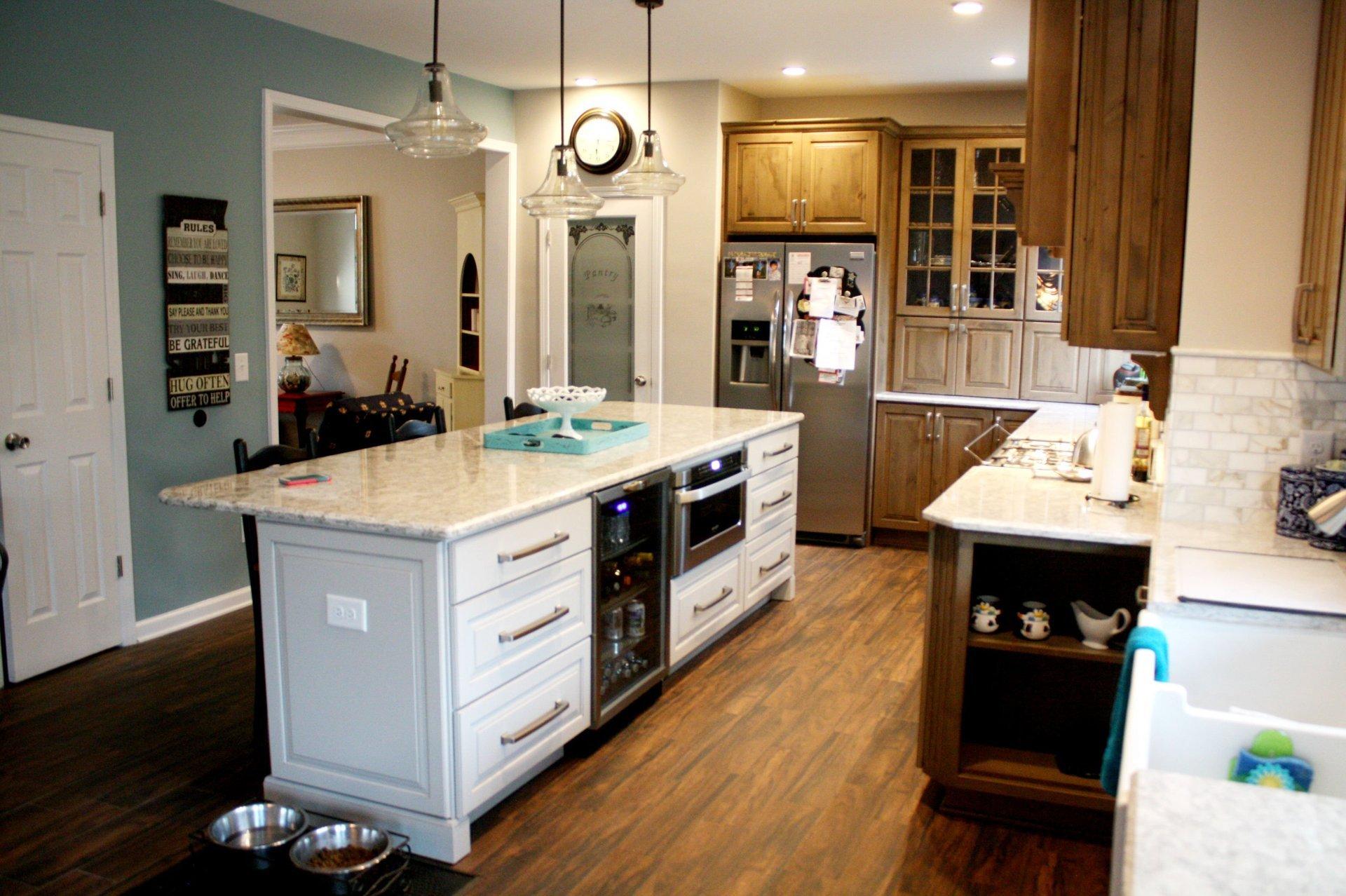 Custom Crafted Kitchens & Baths