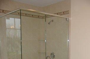 Shower glass | Attleboro, MA | Bristol Glass Corporation | 508-222-5810