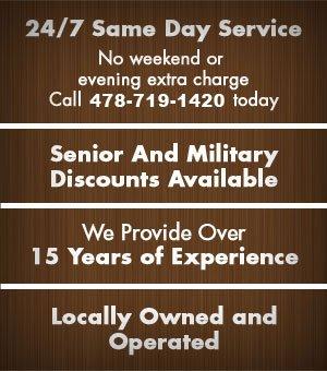 Garage Door Service and Installations - Macon GA - Joe\u0027s Garage Doors \u0026 Service  sc 1 th 239 & Garage Door Service Macon GA - Joe\u0027s Garage Doors \u0026 Service