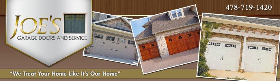 Garage Door Openers Macon Ga Joes Garage Doors Service