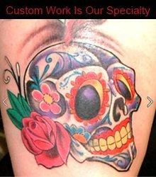 Tattoo Artist - Carlisle, PA - Hammer & Nail Tattoo & Piercing
