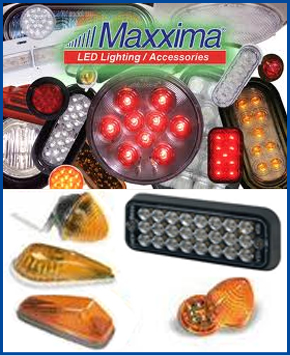 Make sure your signals are crystal clear. & LED Lights | Maxxima Lights | Bar Lights | Warning Lights ... azcodes.com