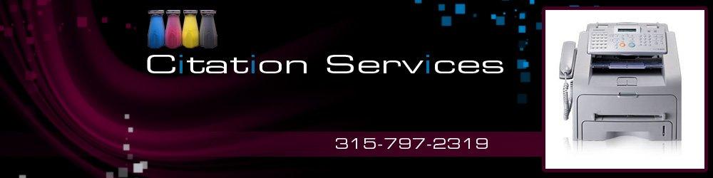 Copiers Utica, NY ( New York ) - Citation Services