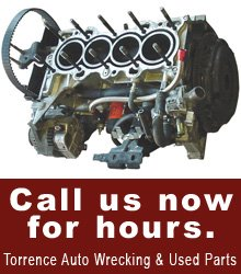 Used Parts - Chicago, IL - Torrence Auto Wrecking & Used Parts - Call us now for hours.