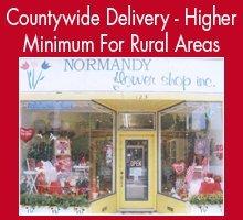 Flower Shops - Muncie, IN - Normandy Flower Shop, Inc.