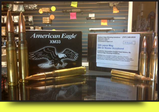 Ammo Shop | Vacaville, CA | ASP Shooting Range | 707-359-4045