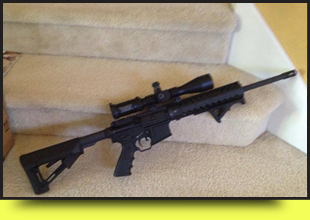 AR15 | Vacaville, CA | ASP Shooting Range | 707-359-4045