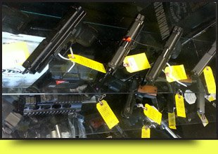 Guns | Vacaville, CA | ASP Shooting Range | 707-359-4045