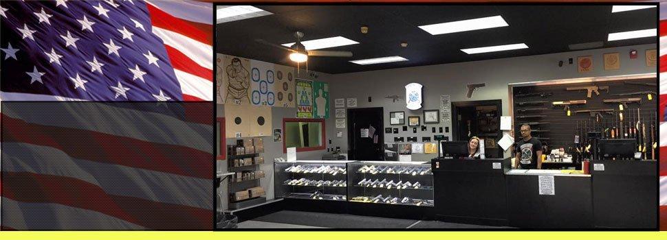 Ammos | Vacaville, CA | ASP Shooting Range | 707-359-4045