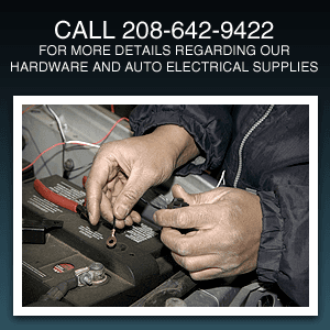 Battery Terminal - Payette, ID - S & H Terminal - Call 208-642-9422 for more details regarding our Hardware and Auto Electrical Supplies