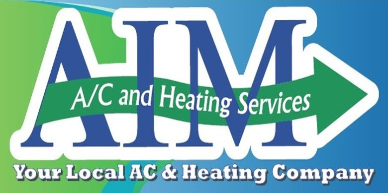 AIM A/C and Heating Services - Logo