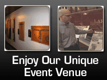 Event Venue - Green Bay, WI - National Railroad Museum