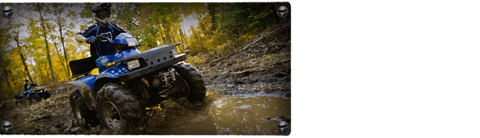 ATV and motorcycle repair and maintenance