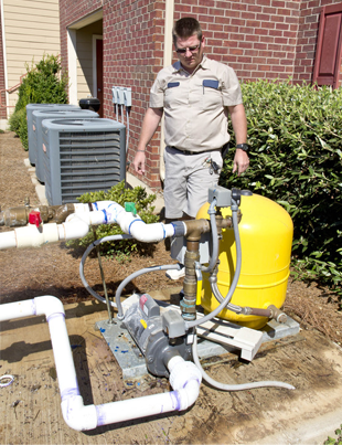 Well Pump | Hampton, GA | K. Harris Plumbing & Drain Service | 404-425-8058