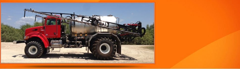 Spraying Services | Gonzales, TX | Fehner & Son Grain Co. LP | 830-672-3710
