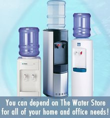 Purified Water - Lansing, MI - The Water Store Inc.