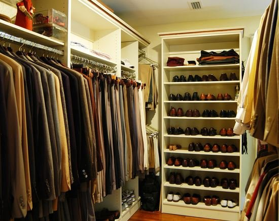 His and Her Closets