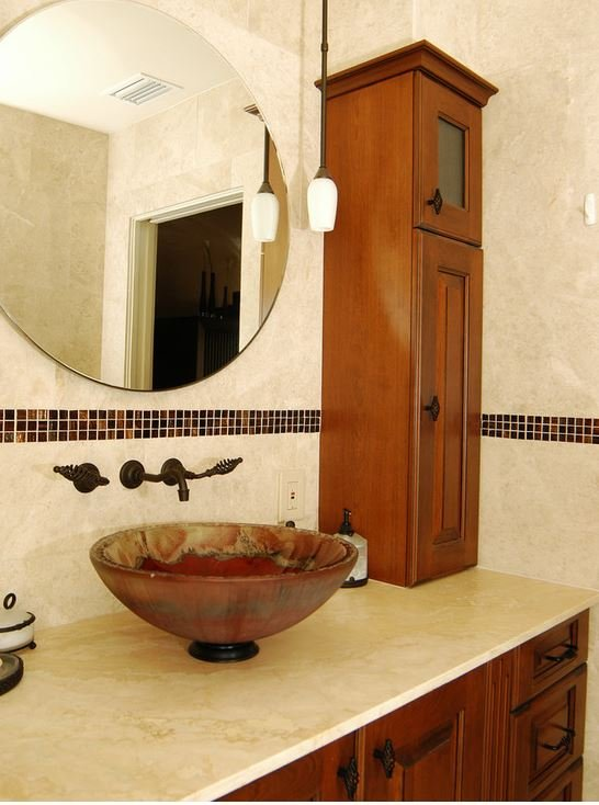 Efficient spa bathroom for your relaxation