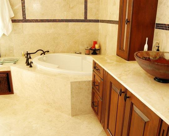 Luxury Bathtub for your spa bathroom