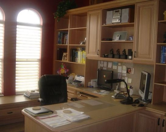 Teak wood for your home office