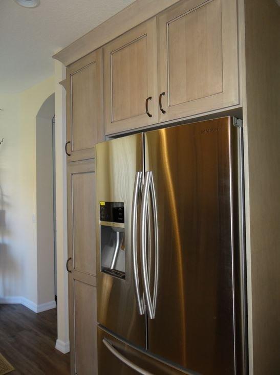 efficient storage kitchen design