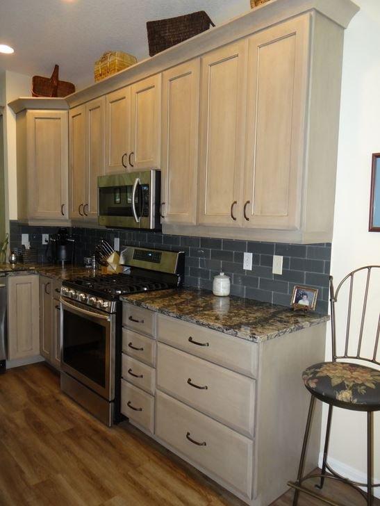 Kitchen design for a modern kitchen