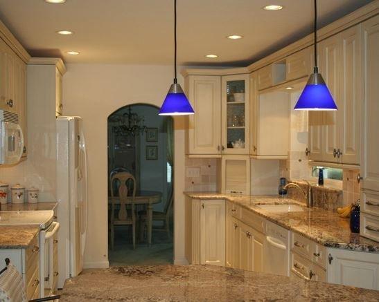 Fresh and clean kitchen design