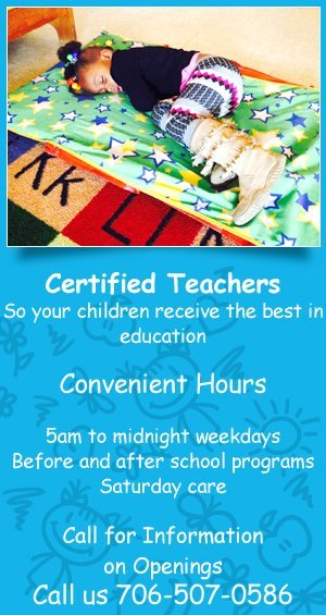 Extra Hours Programs - Columbus, GA - Mayo Academy Inc.