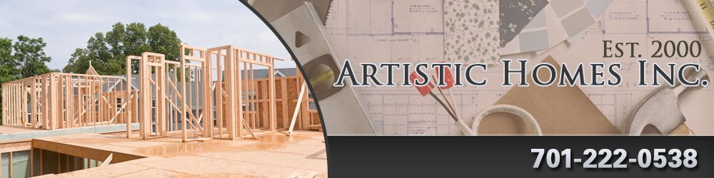 Home Design And Building Bismarck, ND   Artistic Homes Inc.