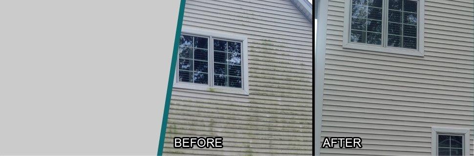 Wood Deck Powerwashing | Clifton, NJ | Modern Powerwash | 973-777-6336