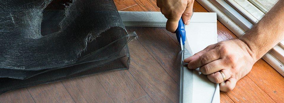 Our Screen Door Repair and Maintenance Services & Screen Door Repair   Rescreen   Hobe Sound FL