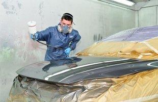 Vehicle Painting | Colby, KS | Butch's Body Shop LLC | 785-462-2883