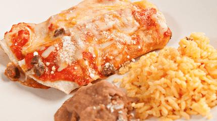 Mexican Restaurant - Nacogdoches, TX - La Carreta Mexican Café - Food