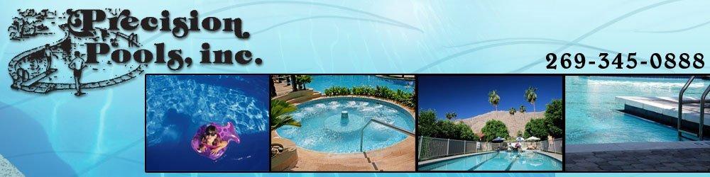Swimming Pools - Kalamazoo, MI - Precision Pools