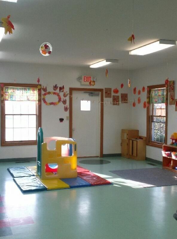 Class room inside