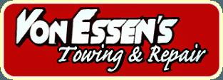 Von Essen's Towing & Service - Logo