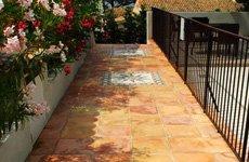 Kitchen Floor   Cheyenne, WY   Decorative Concrete Solutions   307-635-7721
