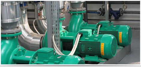 Green hydraulic valves