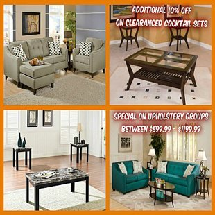 Furniture Dealer   Tuscaloosa, AL   Sealy Furniture Company   205-391-6094