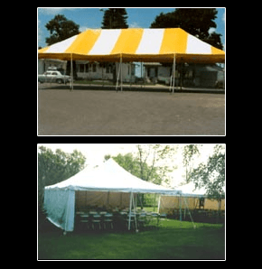 Tents - Sioux Falls, SD - Cardinal Canvas Products, Inc.