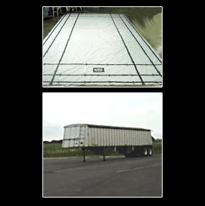 Truck Tarps - Sioux Falls, SD - Cardinal Canvas Products, Inc.