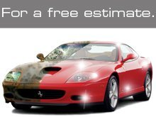 Auto Body Shop - Rockford, MI - Pierson Auto Body - auto body repaired For a free estimate.