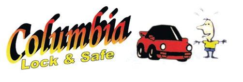 Columbia Lock & Safe Co-Logo
