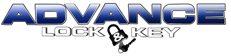Advance Lock & Key Inc - Logo
